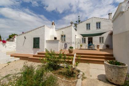 Renovated menorcan house for sale in Torret