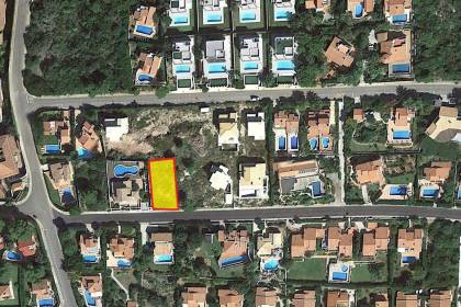 Beautiful plot of land for sale in Torre Soli