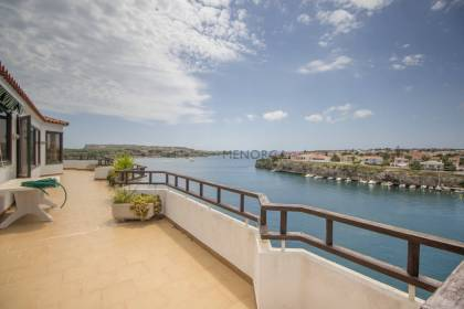 Penthouse with spectacular view for sale in Cales Fonts, Es Castell