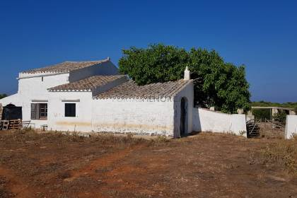 Country house with access to sea for sale in Cala Sant Esteve, Es Castell