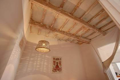 First floor flat with charm in Mahón