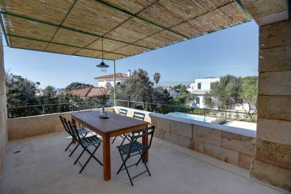 Four bedroom villa with three bathrooms for sale in Binibeca Vell, with tourist license