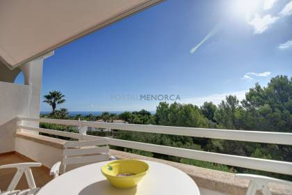 Apartment with sea views and tourist license in Coves Noves