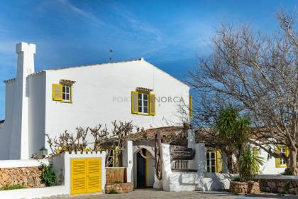 Lovely farm house between Sant Lluis and Es Castell
