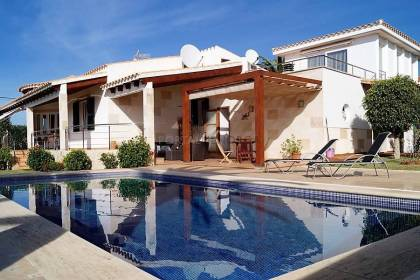 Magnificent house in Sa Caleta