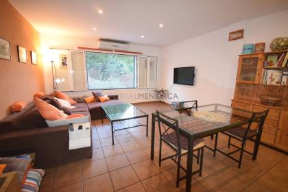 Spacious flat in Mercadal