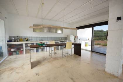 Spectacular renovated country house with pool in Es Mercadal