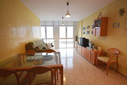 Modern flat with parking space and pool in Mercadal