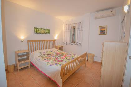 Flat with one bedroom in Es Mercadal with parking, storeroom and pool