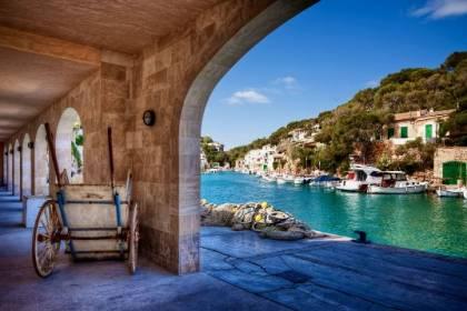 Conducir en Menorca