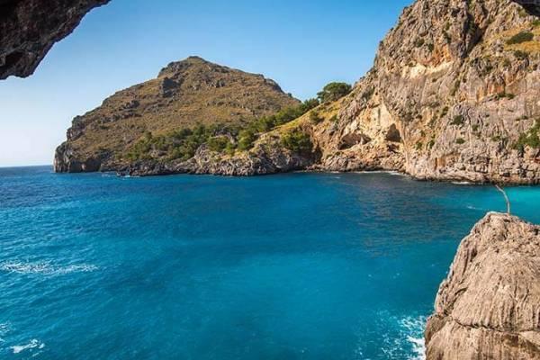 Driving in Menorca