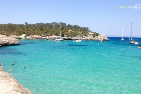 Menorca - a paradise that can be explored in four days