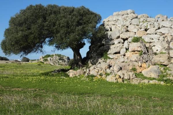 Talayot en Menorca