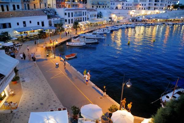 Port of Mahón, Menorca