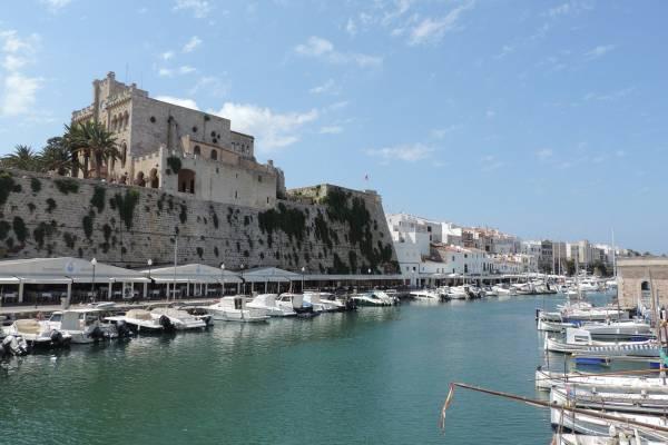 Puerto de Ciutadella