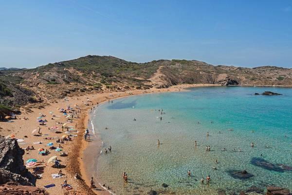 North Coast of Menorca