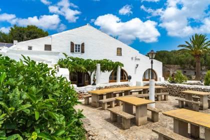 Menorca country house